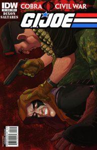 G.I. Joe #2 (2011)