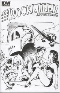 Rocketeer Adventures #2 (2011)