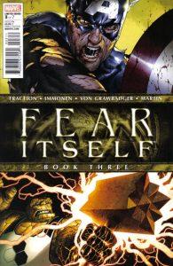 Fear Itself #3 (2011)