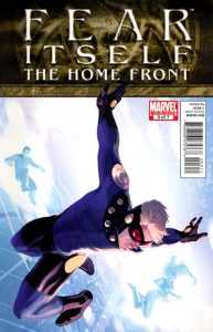 Fear Itself: The Home Front #3 (2011)