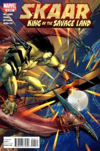 Skaar: King of the Savage Land #4 (2011)
