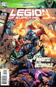 Legion of Super-Heroes #14 (2011)