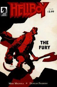 Hellboy: The Fury #1 [55] (2011)
