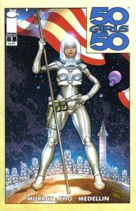 50 Girls 50 #1 (2011)