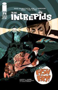 The Intrepids #4 (2011)