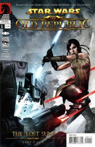 Star Wars: The Old Republic - The Lost Suns #1 (2011)