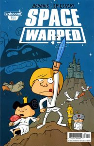 Space Warped #1 (2011)