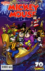 Mickey Mouse #309 (2011)