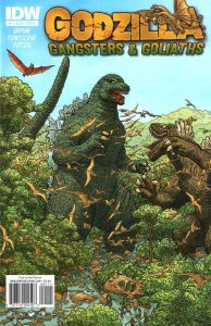 Godzilla: Gangsters and Goliaths #1 (2011)