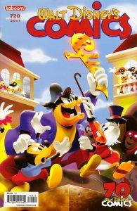 Walt Disney's Comics and Stories #720 (2011)