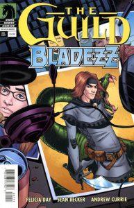 The Guild: Bladezz #[nn] (2011)