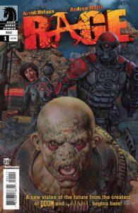 Rage #1 (2011)