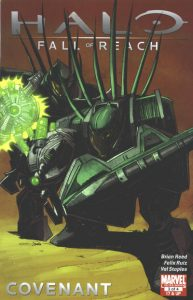 Halo: Fall of Reach - Covenant #3 (2011)