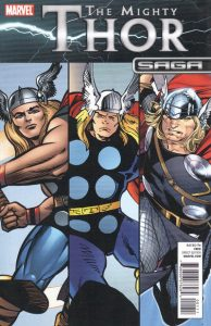 The Mighty Thor Saga #[nn] (2011)