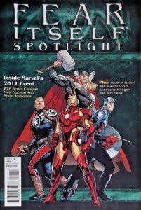 Fear Itself Spotlight #[nn] (2011)
