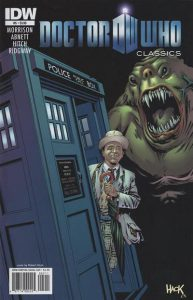 Doctor Who Classics: The Seventh Doctor #5 (2011)