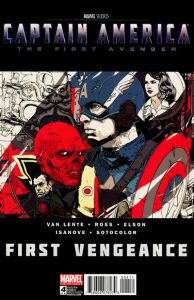 Captain America: First Vengeance #4 (2011)