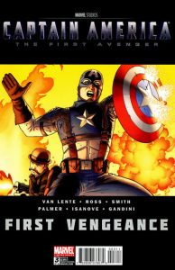 Captain America: First Vengeance #3 (2011)