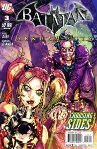 Batman: Arkham City #3 (2011)
