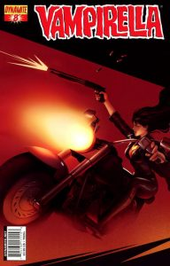 Vampirella #8 (2011)