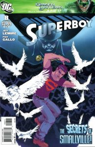 Superboy #8 (2011)