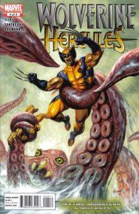 Wolverine / Hercules: Myths, Monsters & Mutants #4 (2011)