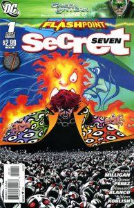 Flashpoint: Secret Seven #1 (2011)