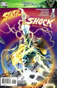 Static Shock Special #1 (2011)