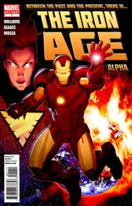 Iron Age: Alpha #1 (2011)