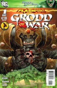 Flashpoint: Grodd of War #1 (2011)