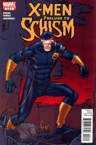 X-Men: Prelude to Schism #3 (2011)