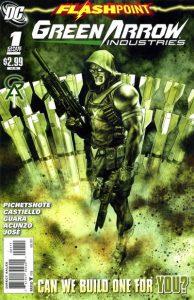 Flashpoint: Green Arrow Industries #1 (2011)