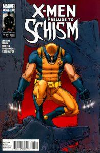 X-Men: Prelude to Schism #4 (2011)