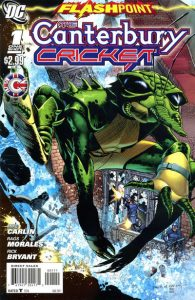 Flashpoint: The Canterbury Cricket #1 (2011)