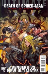 Ultimate Avengers Vs. New Ultimates #5 (2011)
