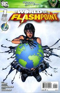 Flashpoint: The World of Flashpoint #1 (2011)