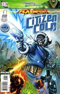 Flashpoint: Citizen Cold #1 (2011)
