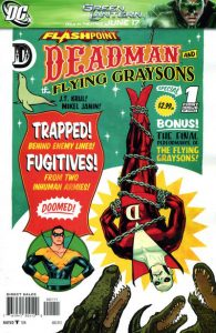 Flashpoint: Deadman and the Flying Graysons #1 (2011)