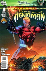 Flashpoint: Emperor Aquaman #1 (2011)