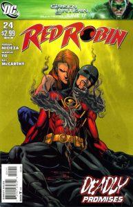 Red Robin #24 (2011)