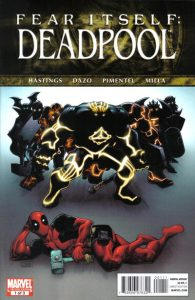 Fear Itself: Deadpool #1 (2011)