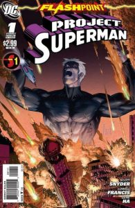 Flashpoint: Project Superman #1 (2011)
