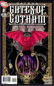 Batman: Gates of Gotham #2 (2011)