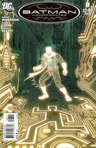 Batman, Inc. #8 (2011)
