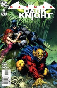 Batman: The Dark Knight #5 (2011)
