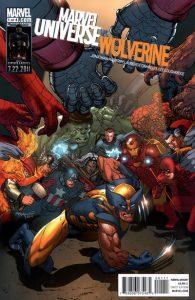 Marvel Universe vs. Wolverine #1 (2011)
