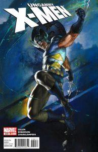 The Uncanny X-Men #539 (2011)