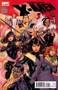 The Uncanny X-Men #538 (2011)