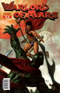 Warlord of Mars #9 (2011)