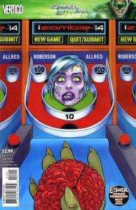 I, Zombie [iZombie] #14 (2011)